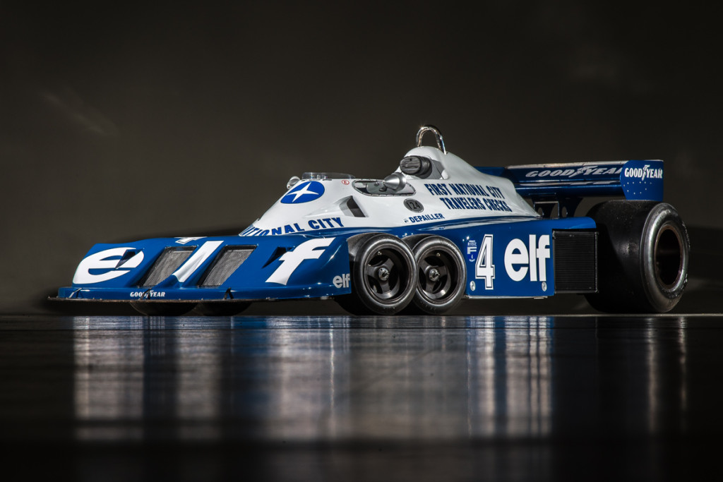 76 Tyrrell P34 55
