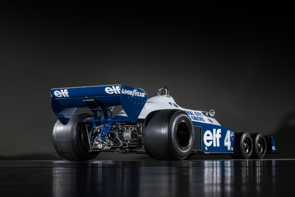 76 Tyrrell P34 57