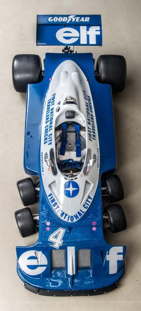 76 Tyrrell P34 58
