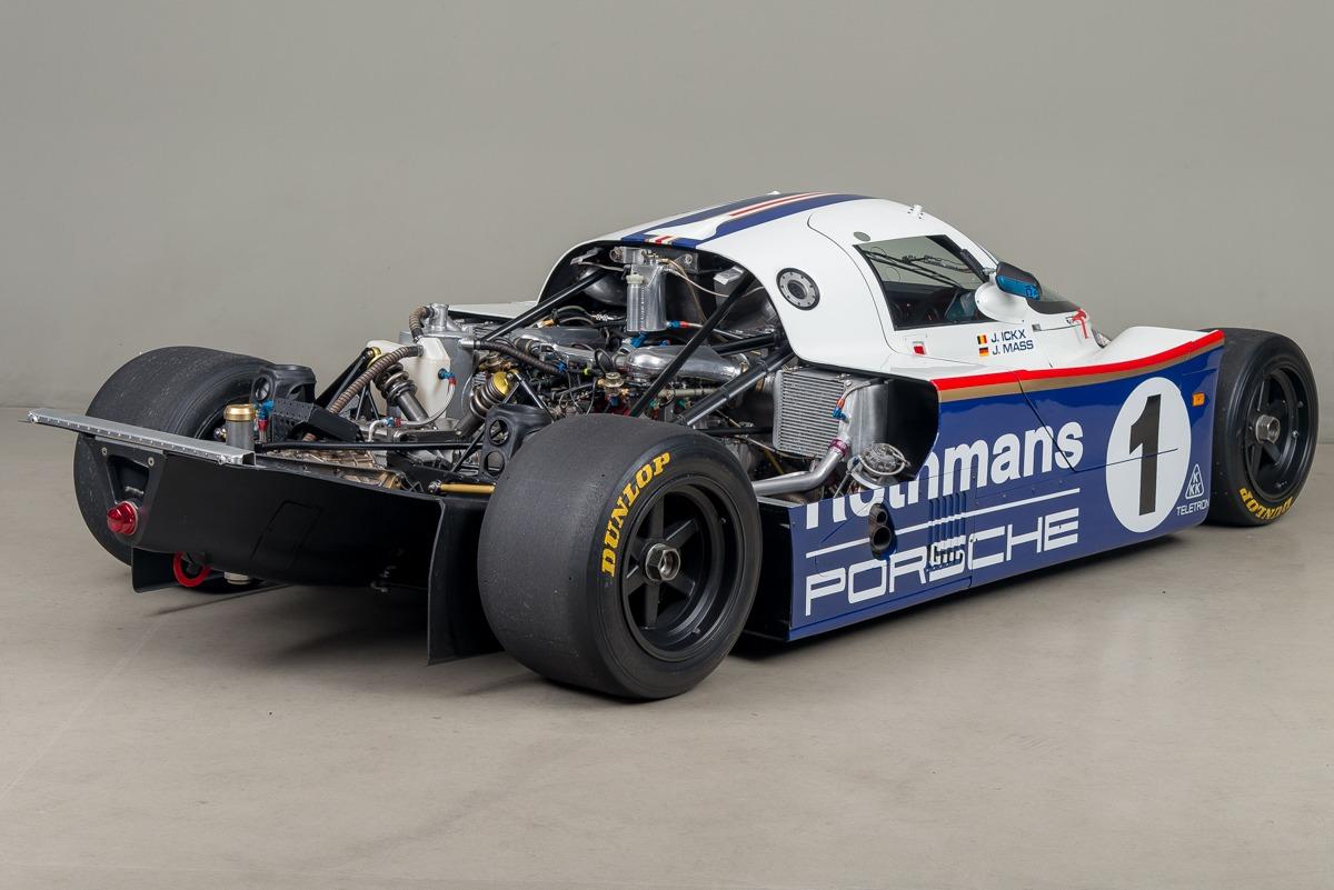 1985 Porsche 962c Canepa