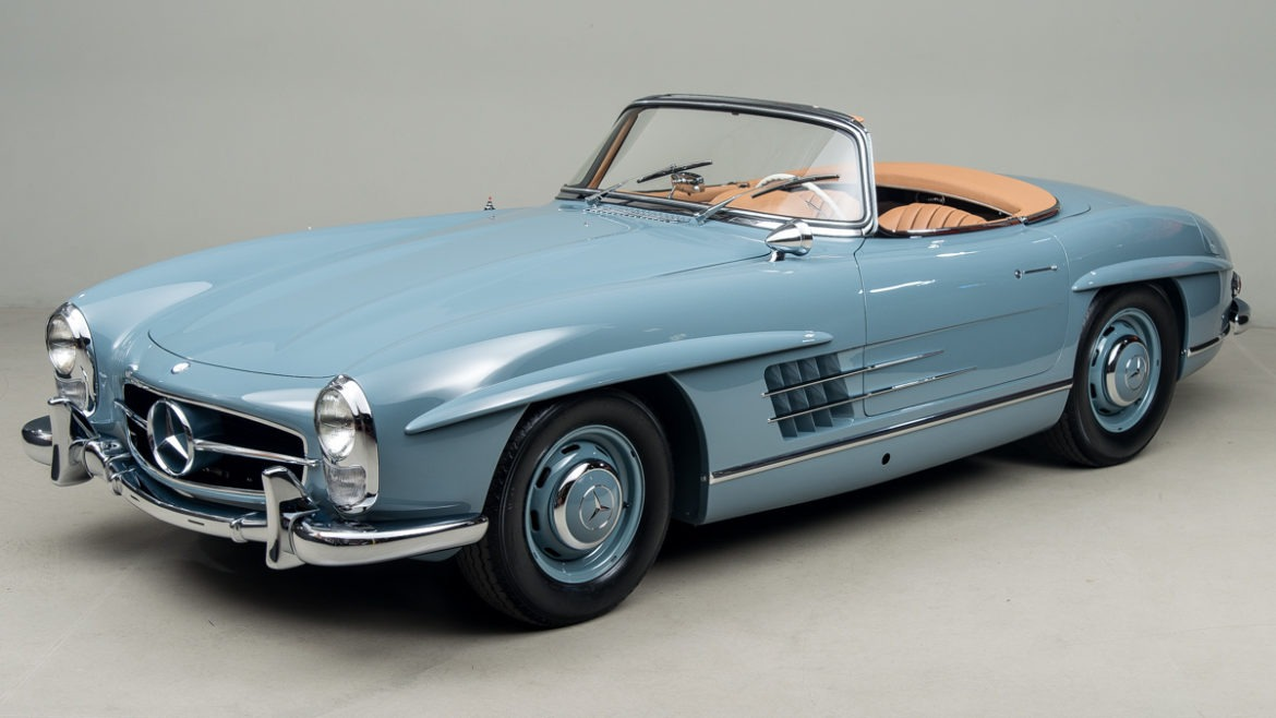 60 Mercedes-Benz 300SL 002