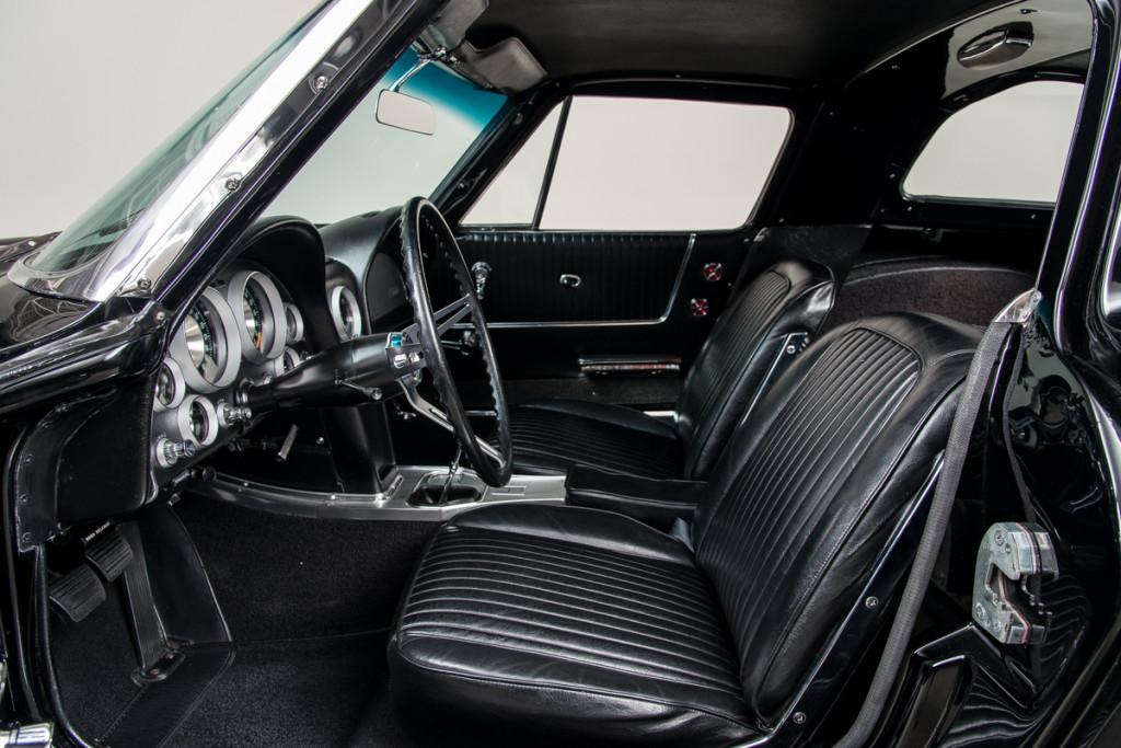 63 Chevrolet Corvette 10