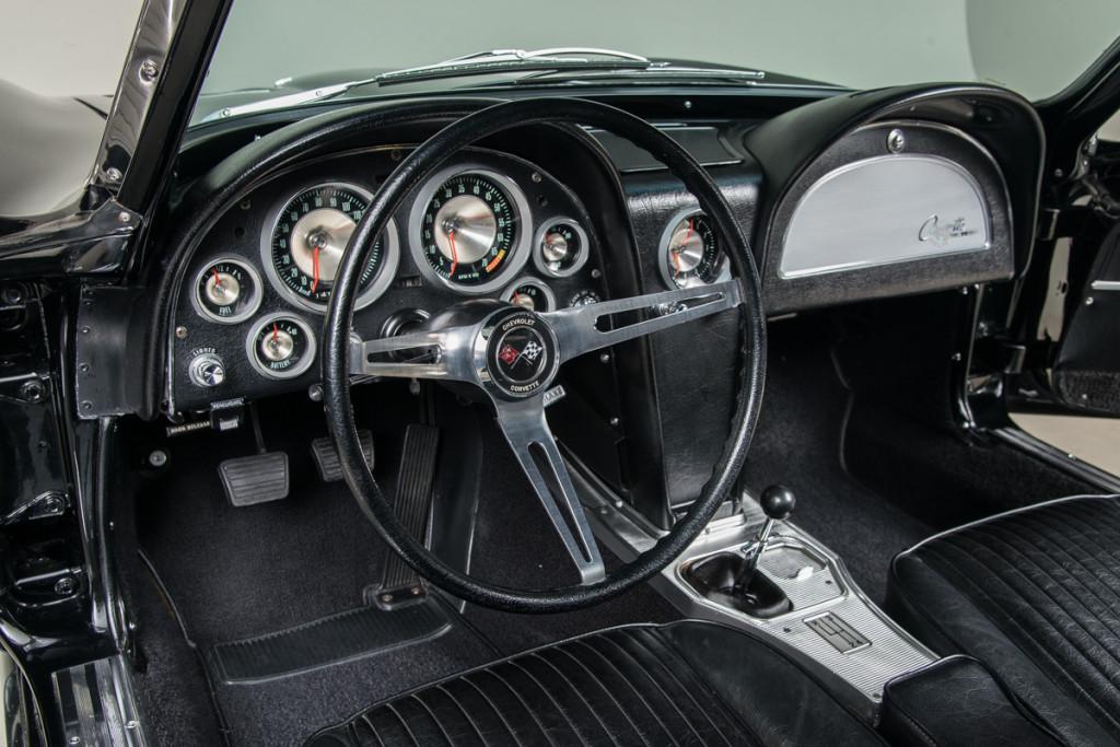 63 Chevrolet Corvette 11