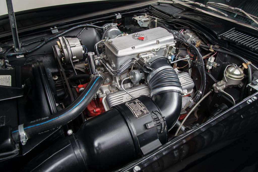 63 Chevrolet Corvette 19