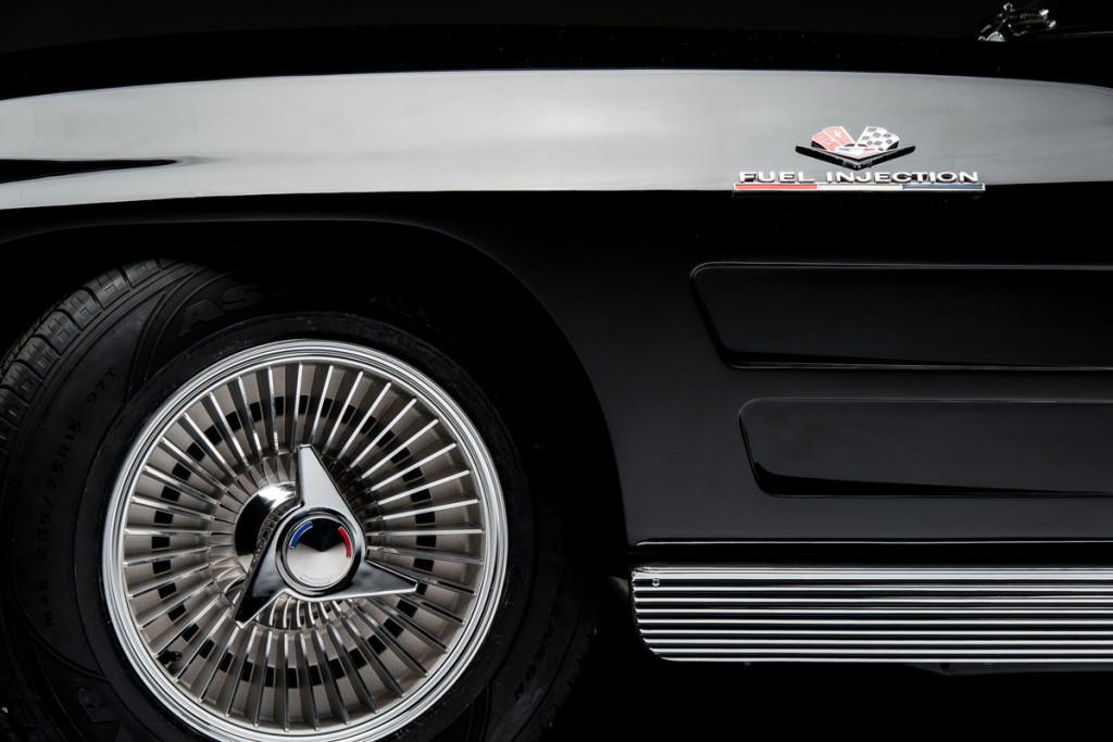 63 Chevrolet Corvette 30