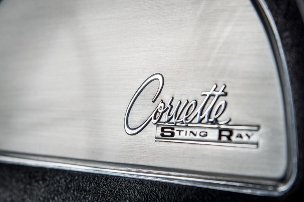63 Chevrolet Corvette 34