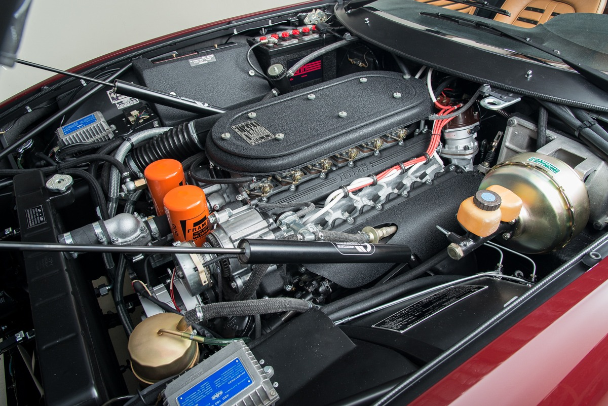 "Ferrari California T >> 1972 Ferrari 365 GTB/4 ""Daytona"" | Canepa"