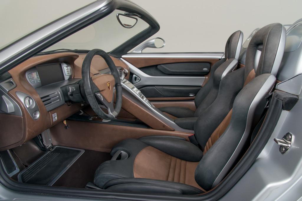 00 Porsche Carrera GT Prototype 10
