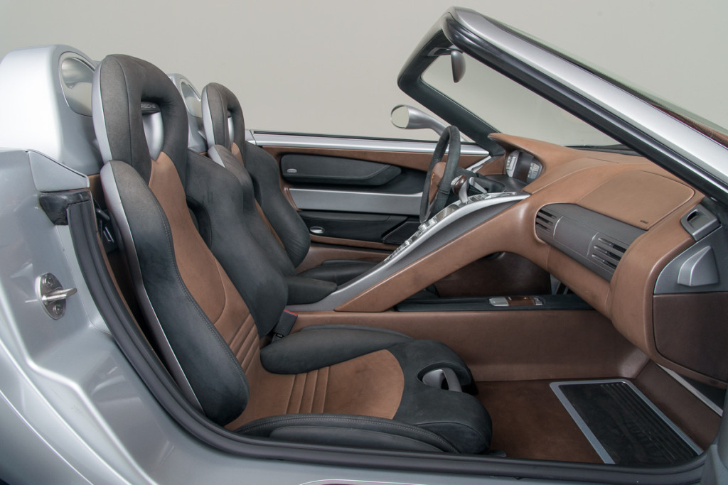 00 Porsche Carrera GT Prototype 14