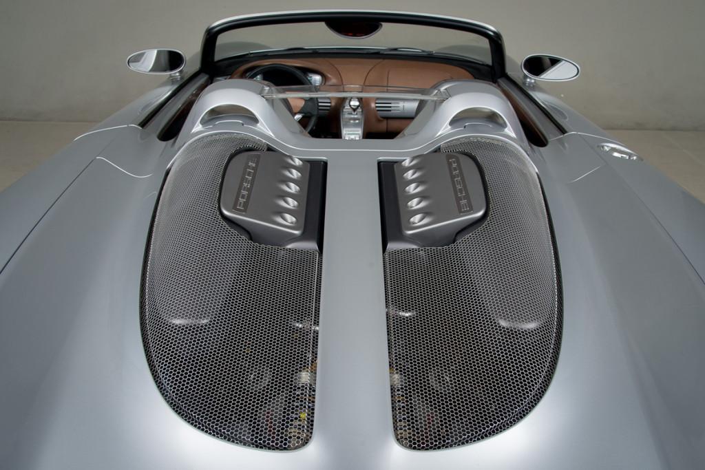 00 Porsche Carrera GT Prototype 16