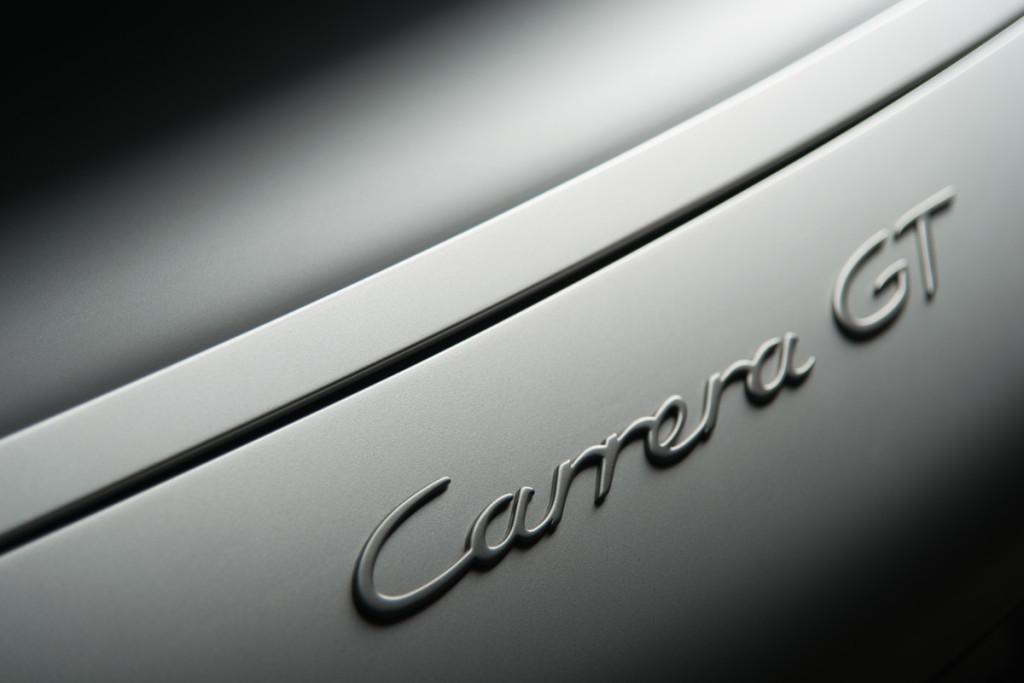 00 Porsche Carrera GT Prototype 43