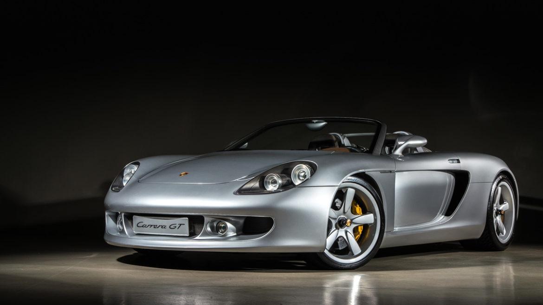00 Porsche Carrera GT Prototype 49