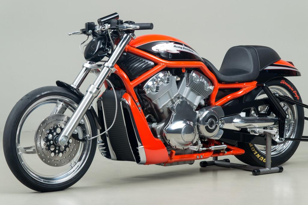 06 Harley Davidson Drag Bike 02