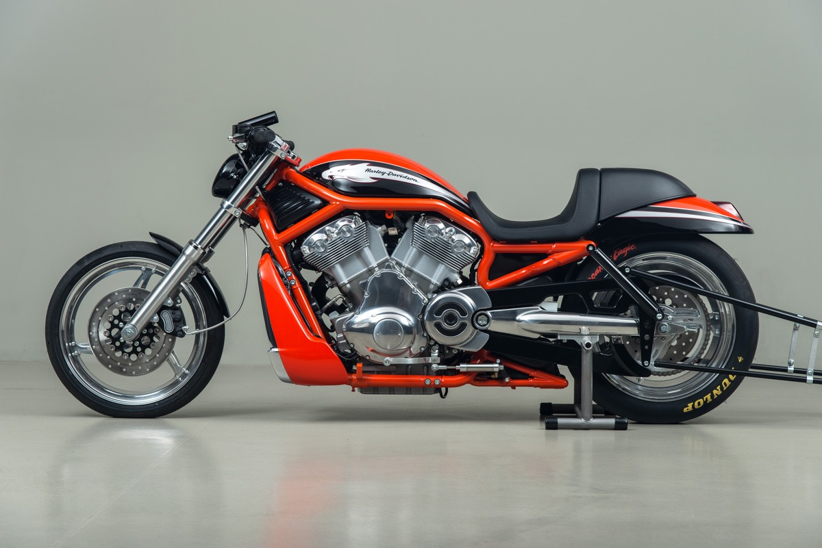 2006 Harley Davidson Vrxse Screamin Eagle Destroyer