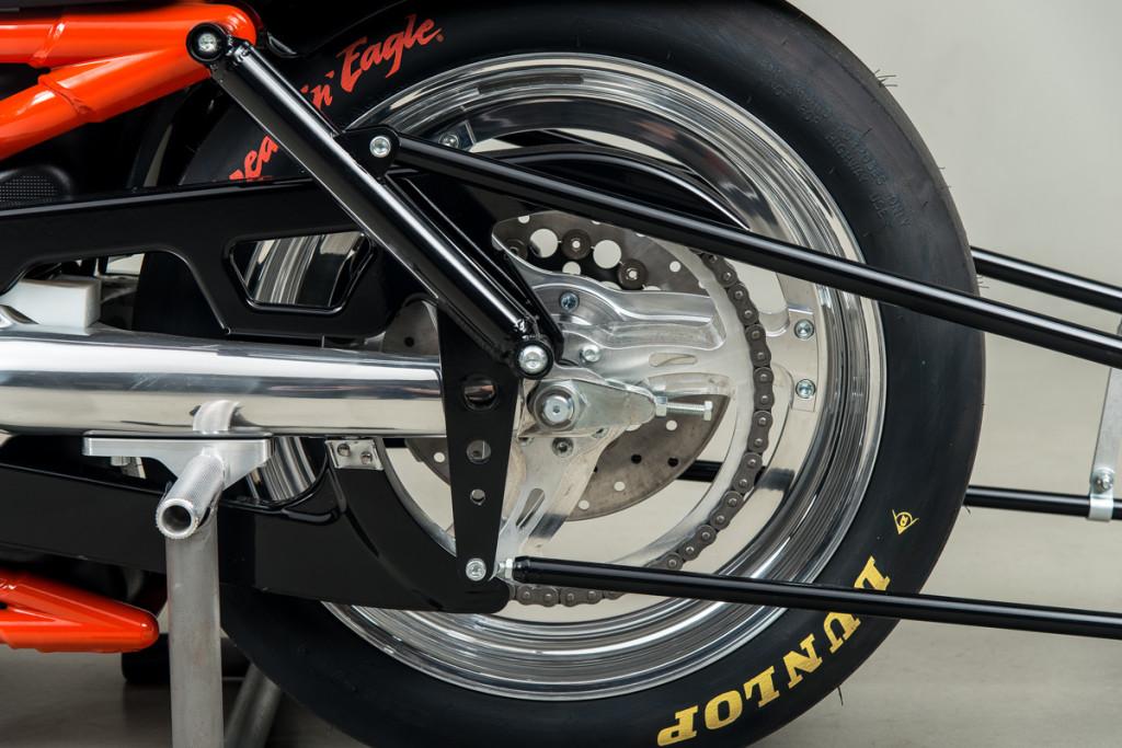 06 Harley Davidson Drag Bike 17