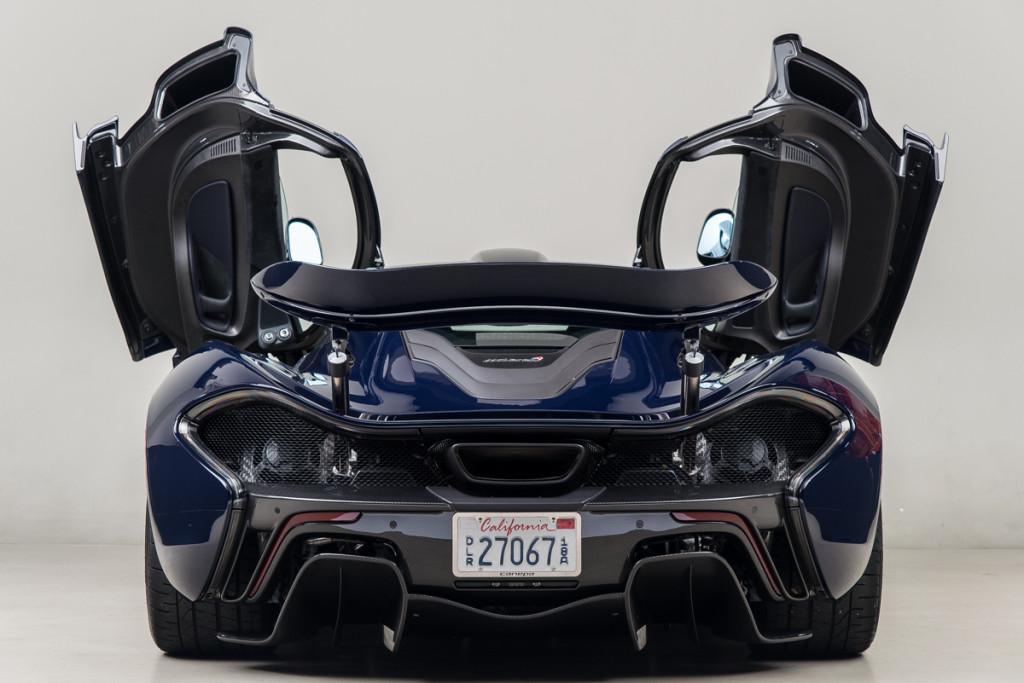 14 McLaren P1 62