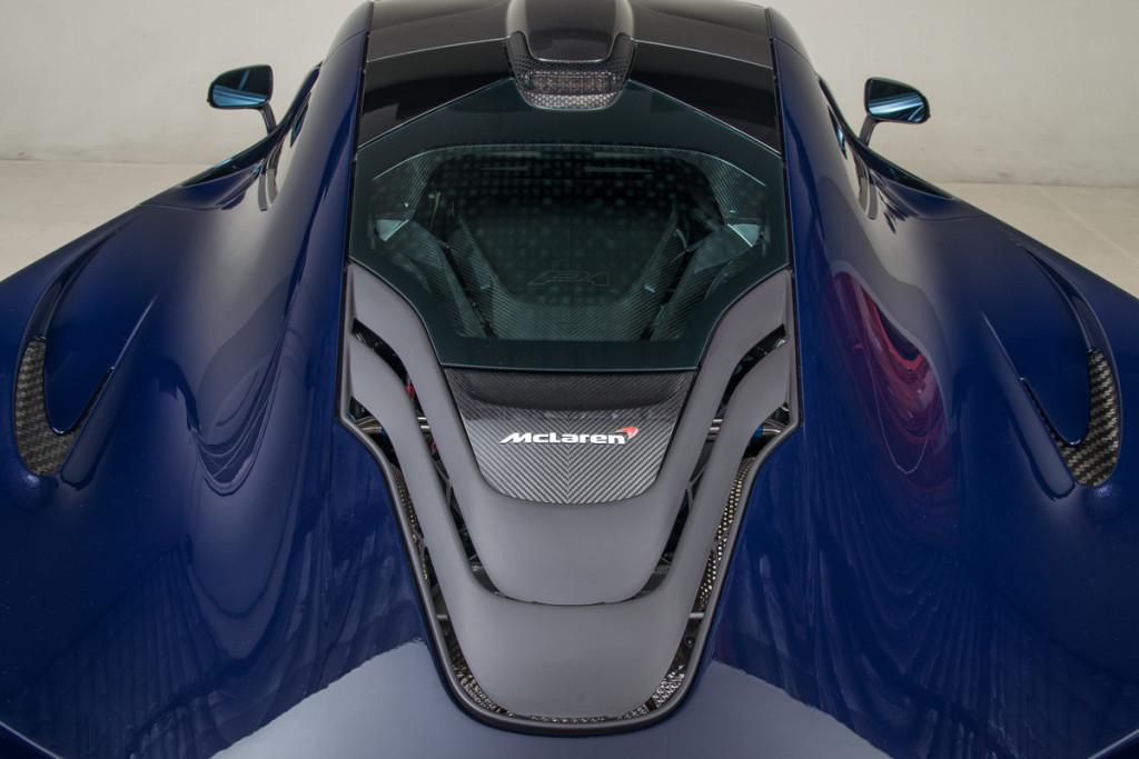 14 McLaren P1 63