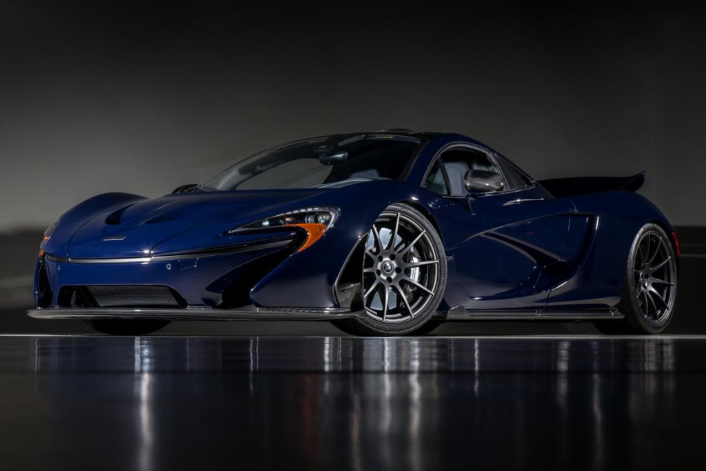 14 McLaren P1 68