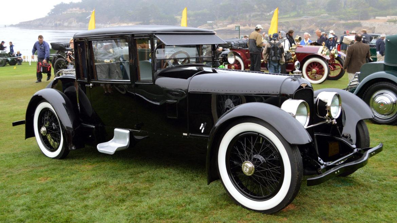21 Duesenberg Model A 01