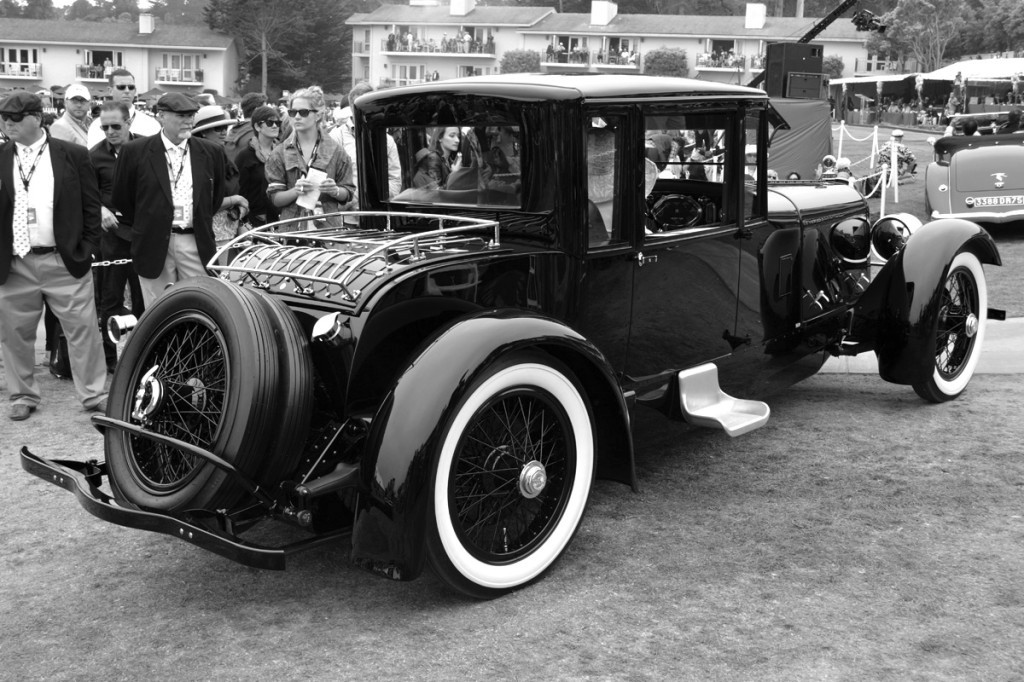 21 Duesenberg Model A 14