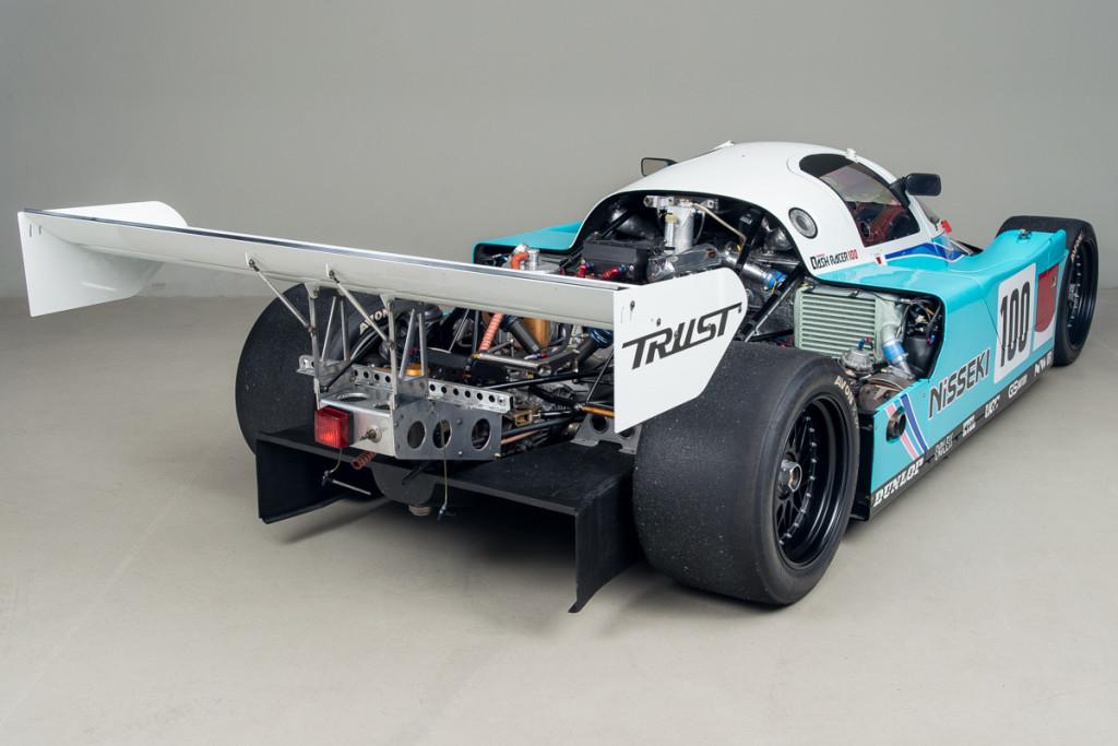 90 Porsche 962 17