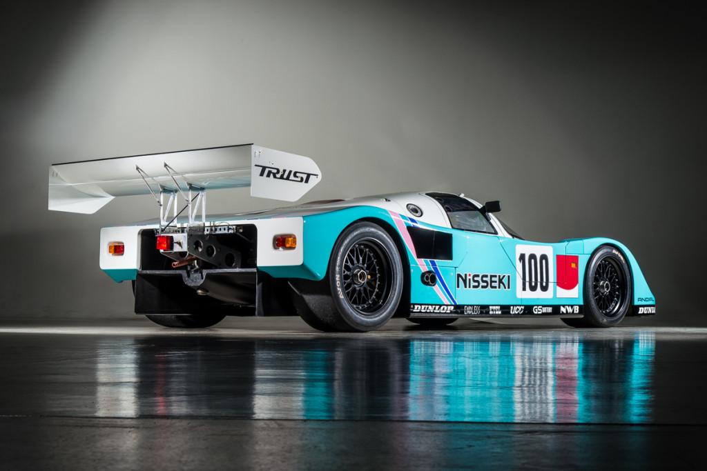 90 Porsche 962 70