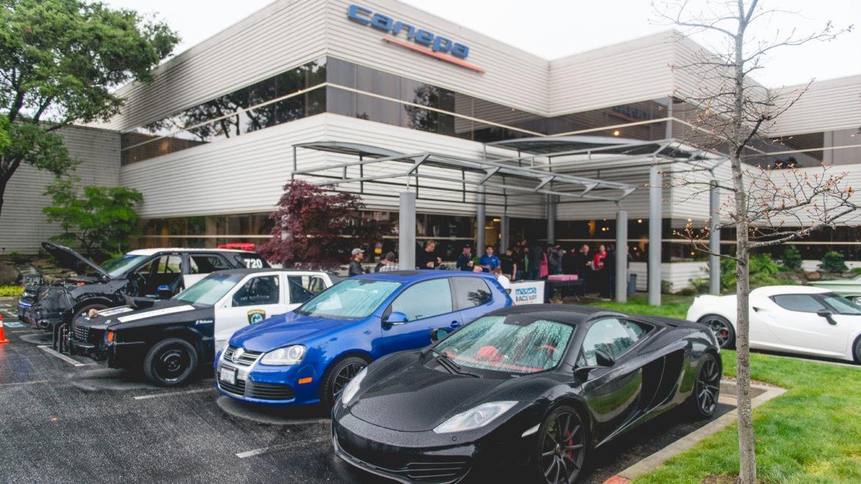 Canepa Cars & Coffee April 2016 01