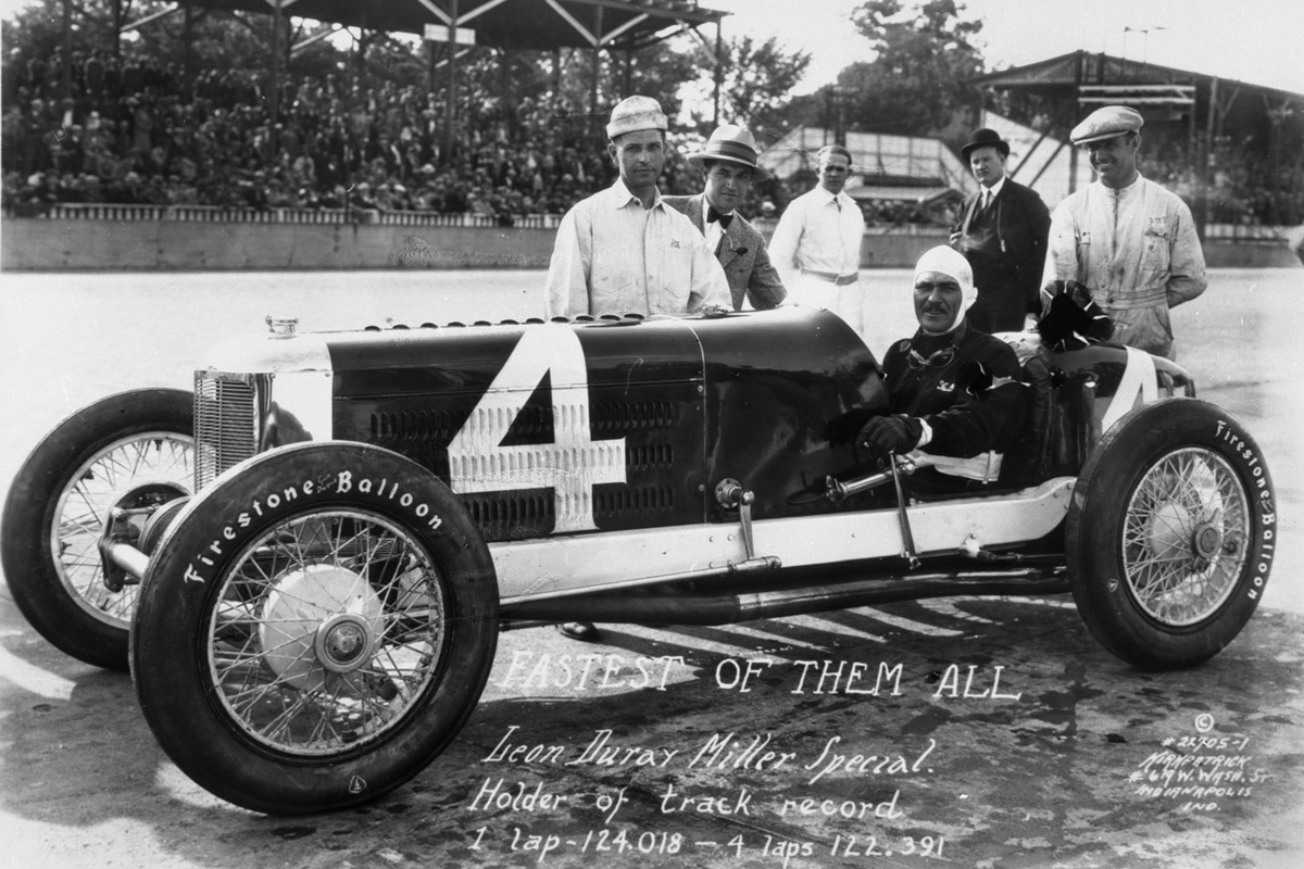 1926 Miller 91 Indy Car