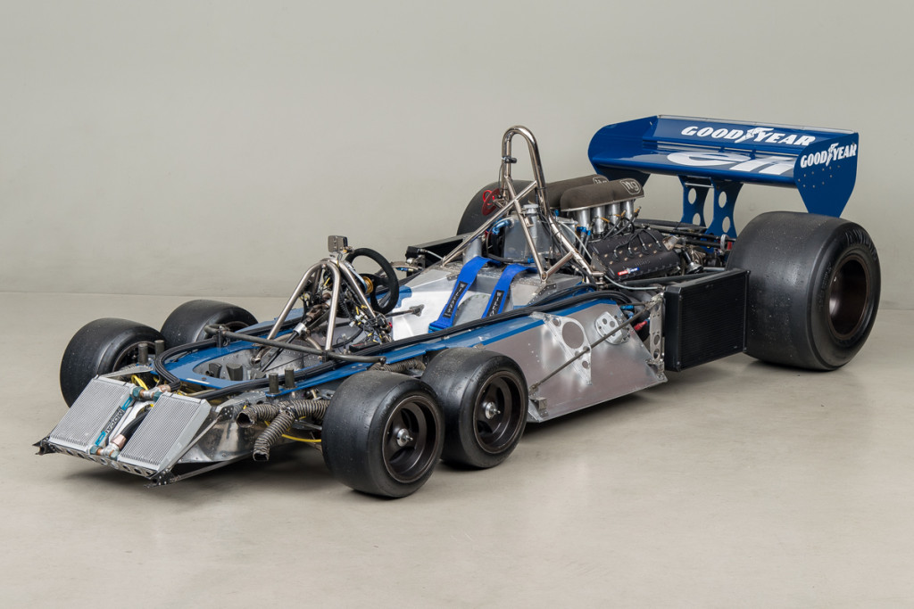 76 Tyrrell P34 22