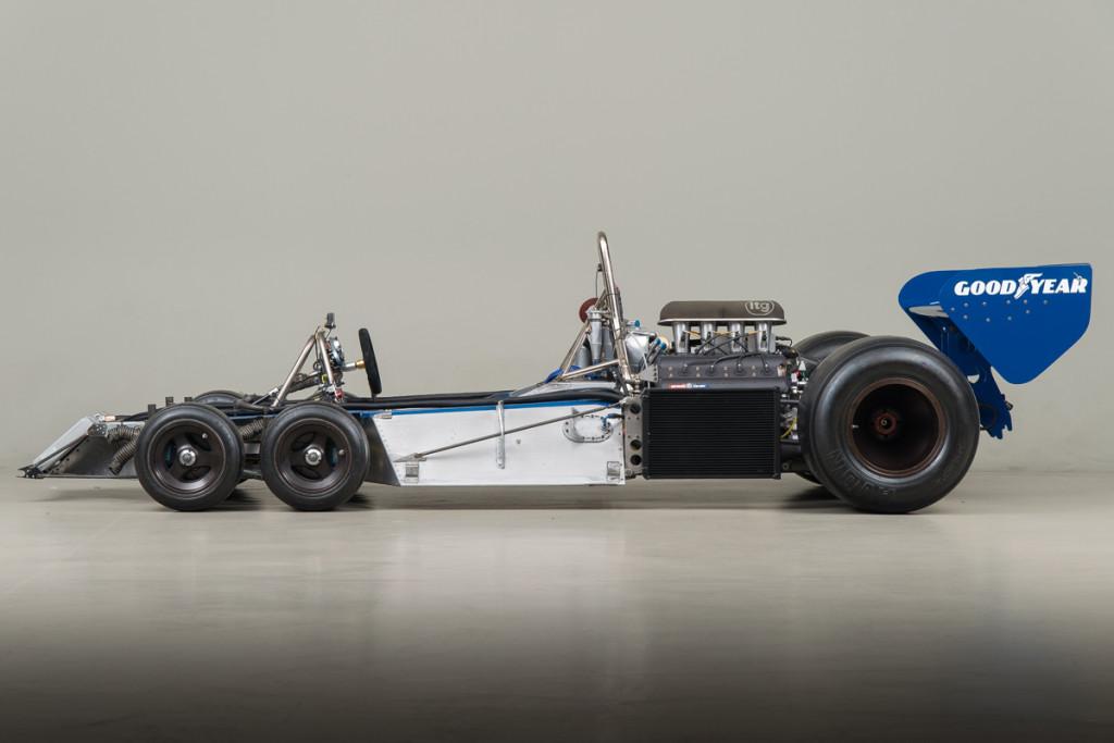 76 Tyrrell P34 23