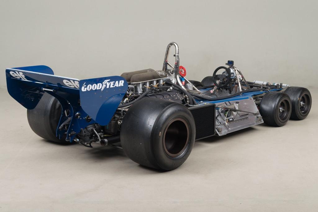 76 Tyrrell P34 25