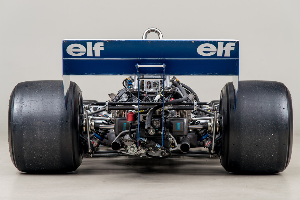 76 Tyrrell P34 27