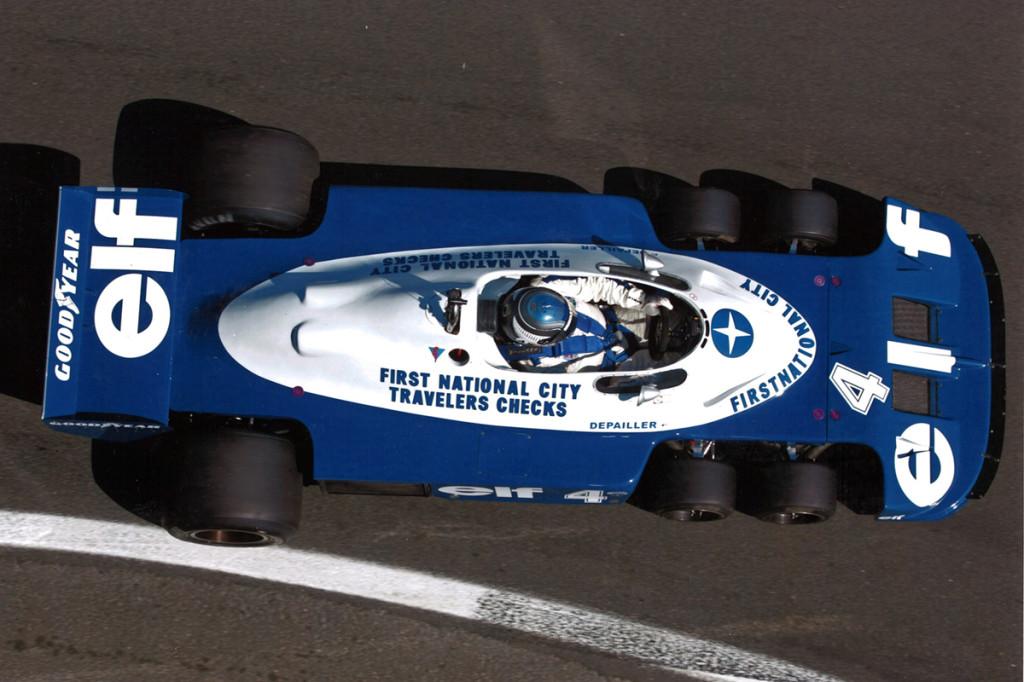 76 Tyrrell P34 Period 01A