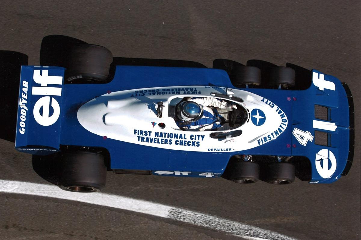 1976 Tyrrell P34 Formula One