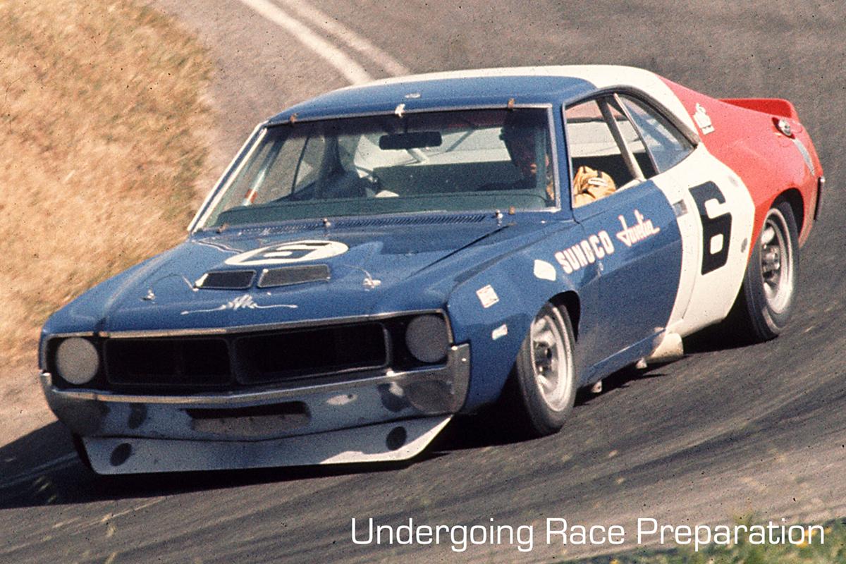 1970 AMC Javelin Trans-Am
