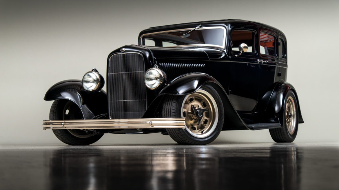 32 Ford Fordor 43