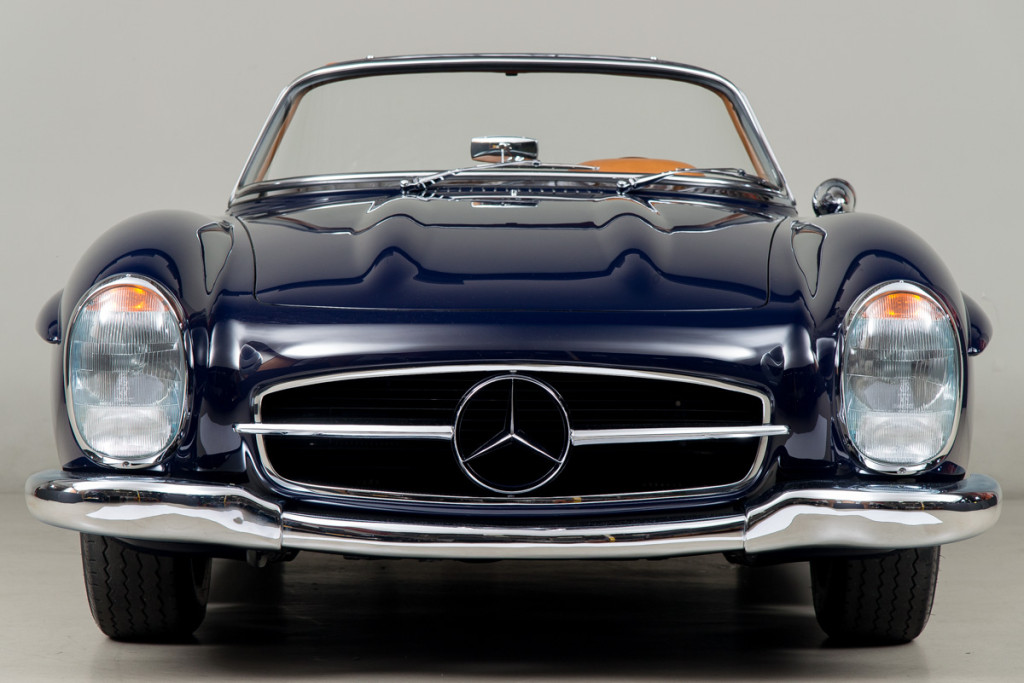 61 Mercedes 300SL Roadster 08