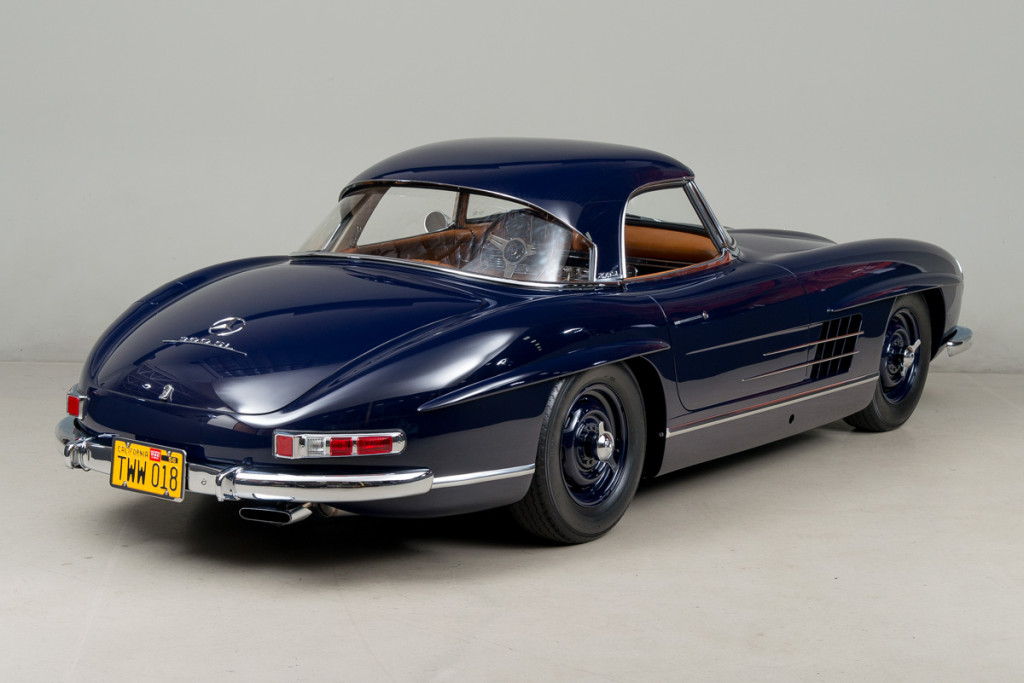 61 Mercedes 300SL Roadster 103