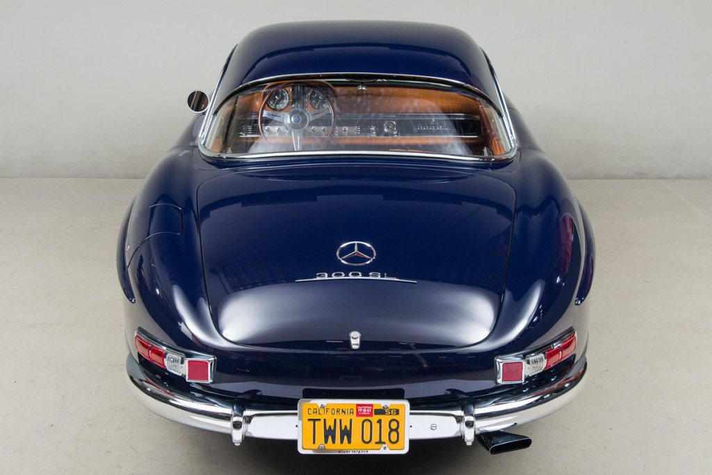 61 Mercedes 300SL Roadster 104