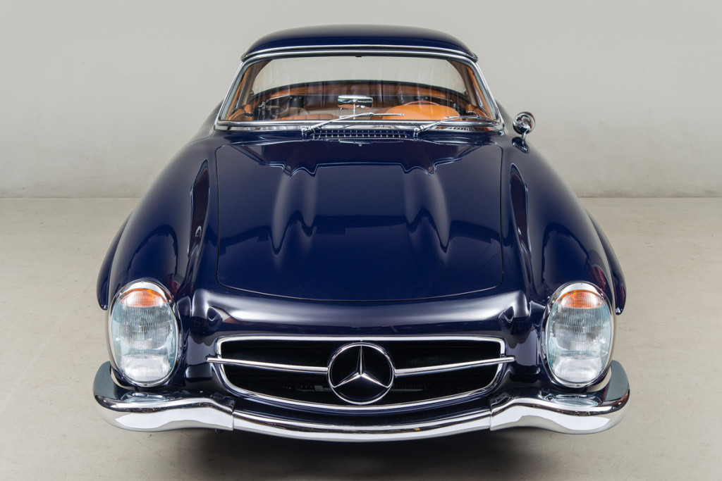 61 Mercedes 300SL Roadster 105