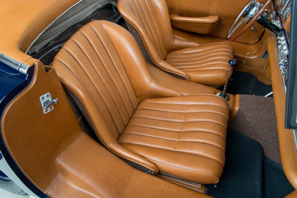 61 Mercedes 300SL Roadster 15