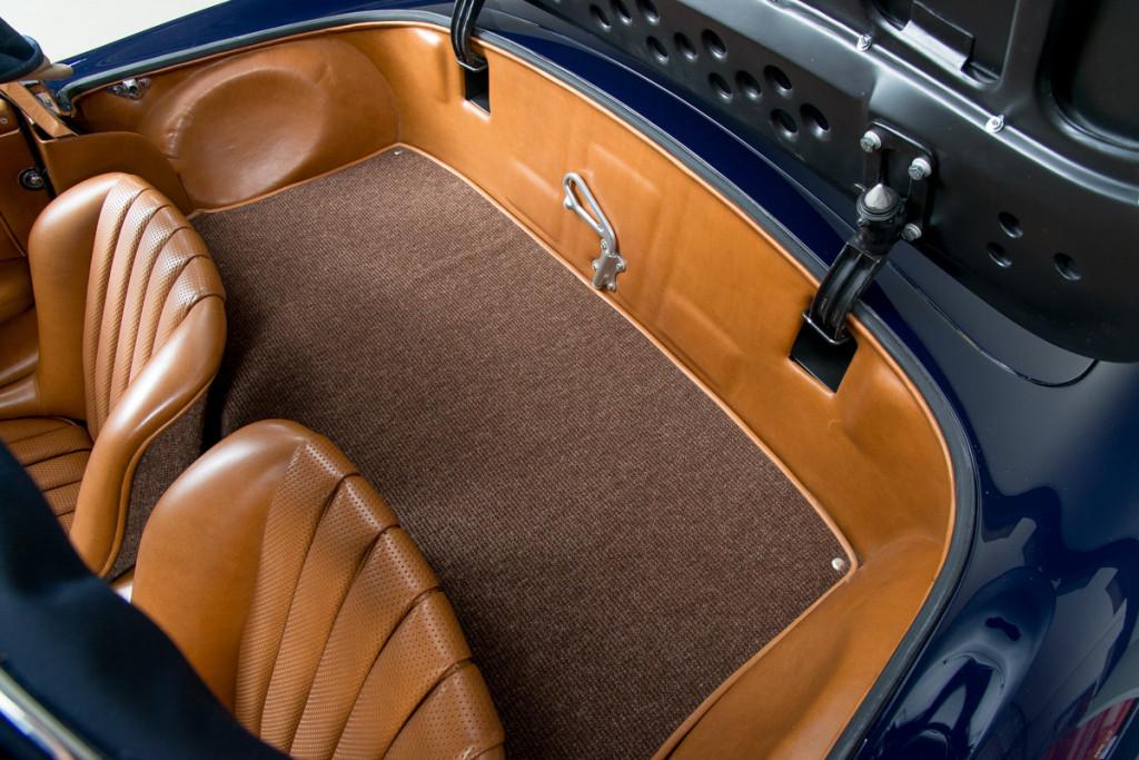 61 Mercedes 300SL Roadster 17