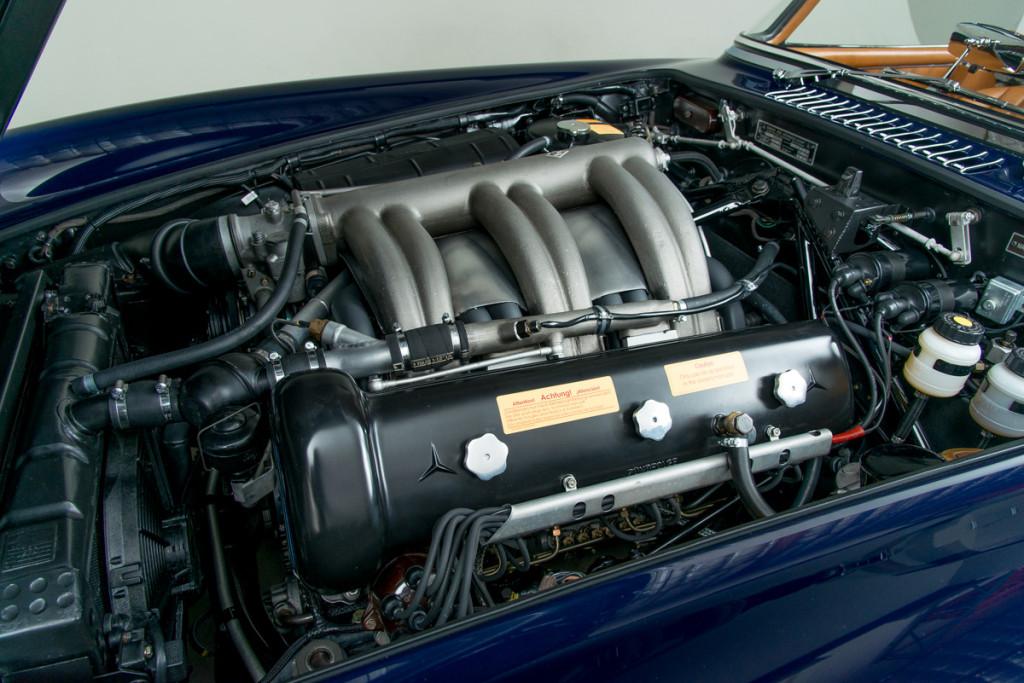 61 Mercedes 300SL Roadster 31