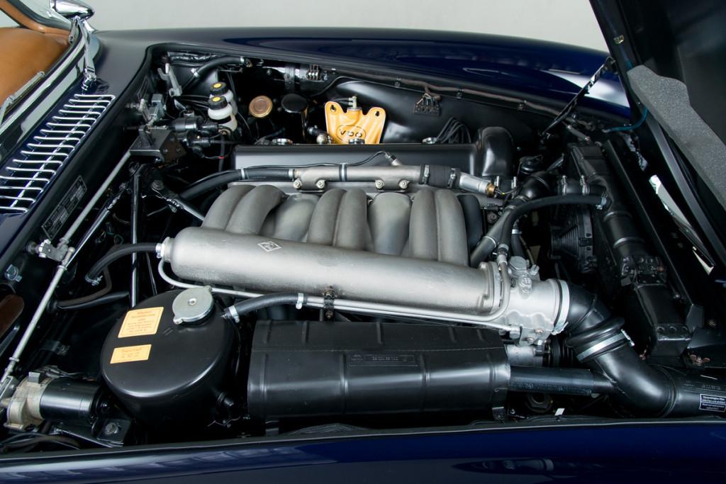 61 Mercedes 300SL Roadster 33