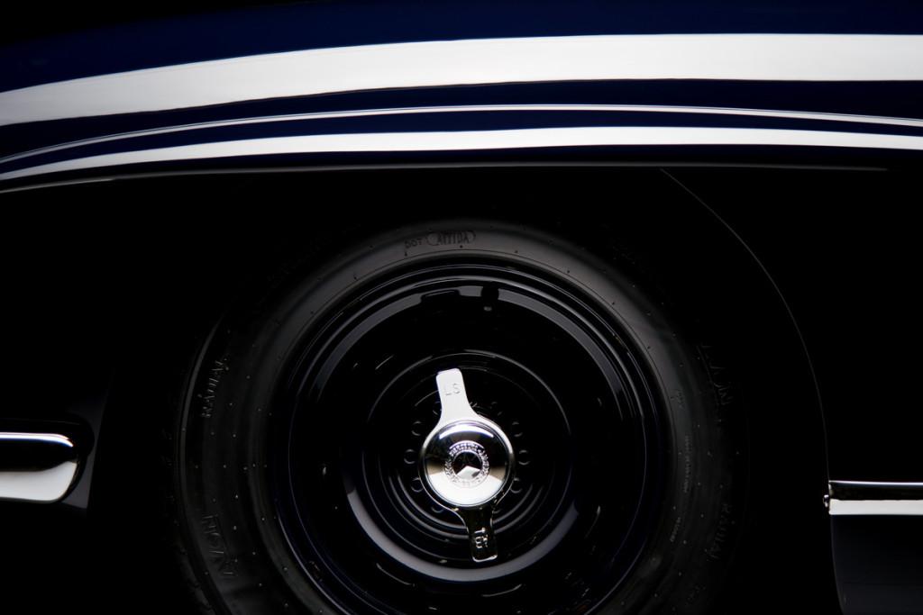 61 Mercedes 300SL Roadster 57