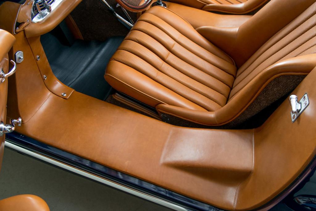 61 Mercedes 300SL Roadster 67