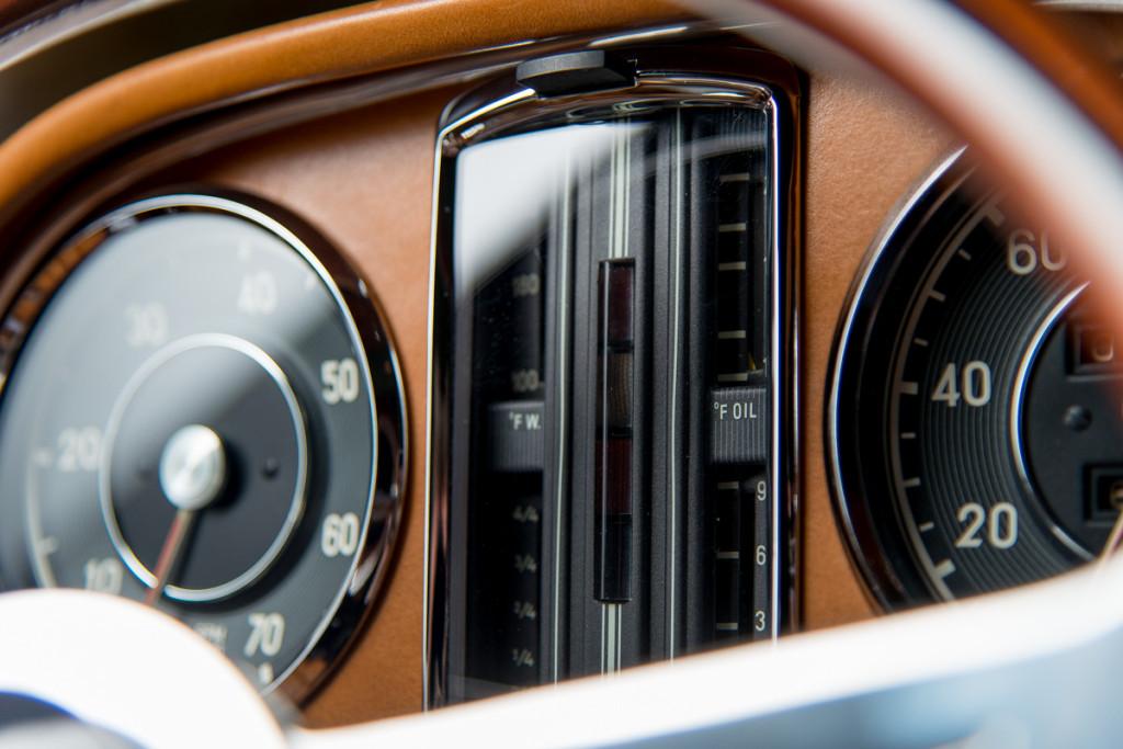 61 Mercedes 300SL Roadster 74