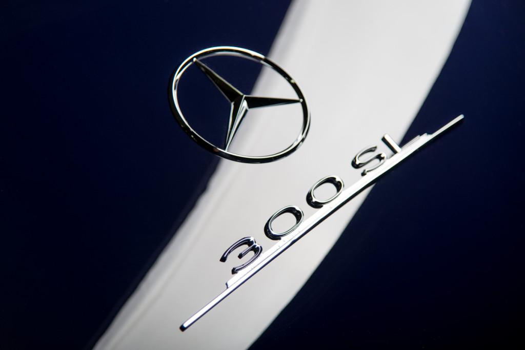 61 Mercedes 300SL Roadster 94
