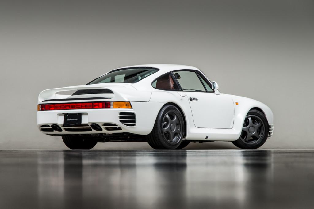 87 Porsche 959 63