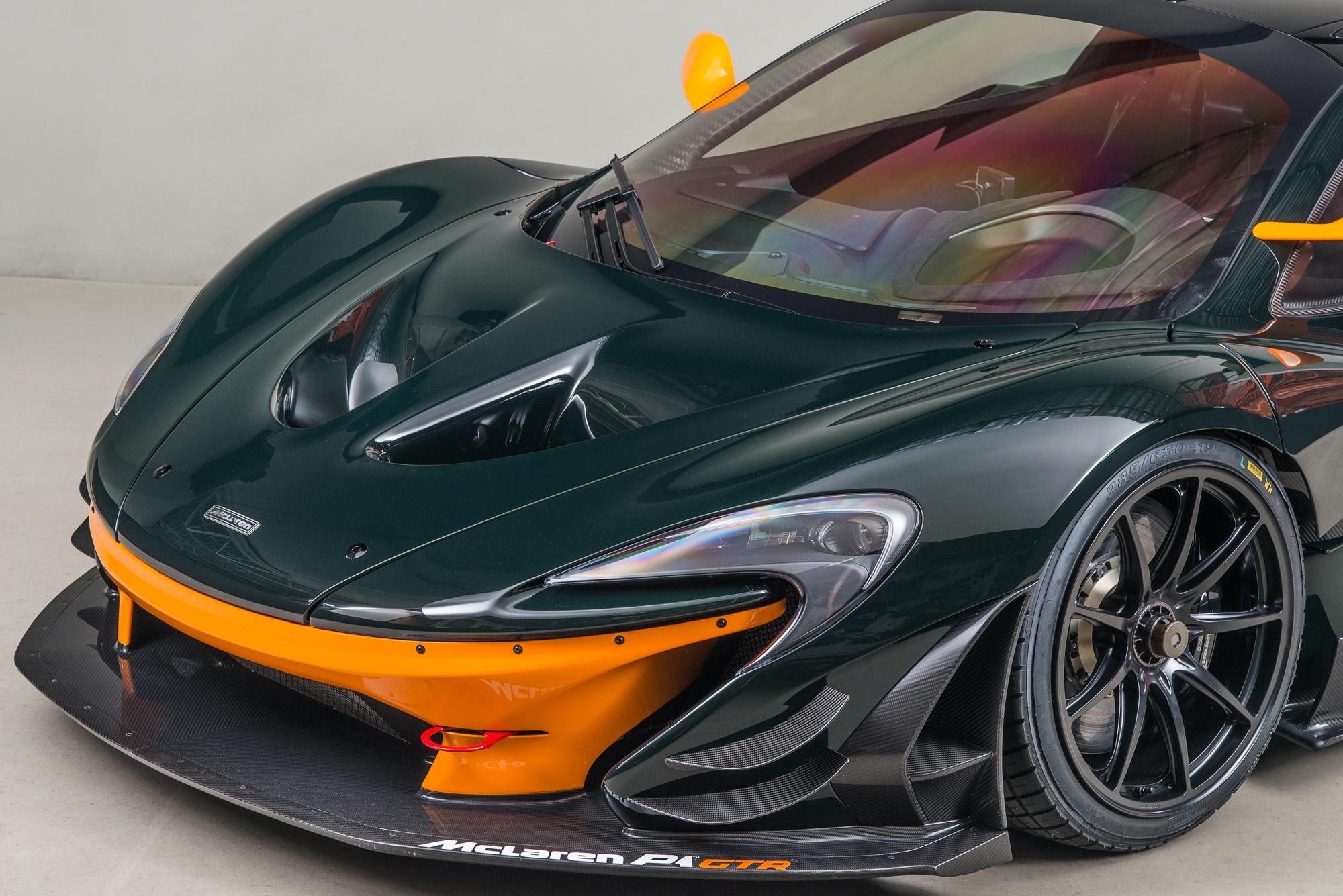 McLaren P1 GTR 15